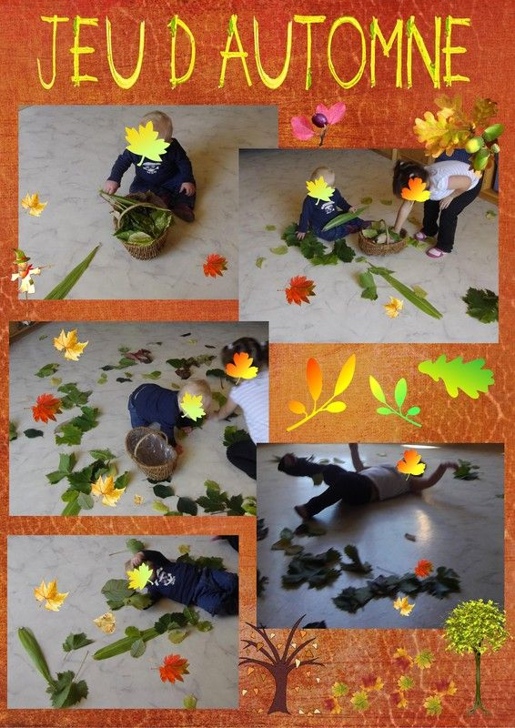Jeu d'automne!