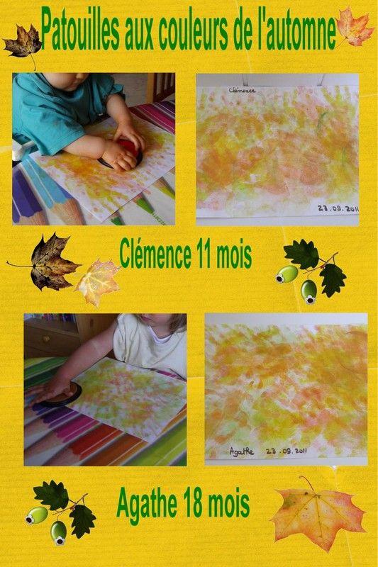 Patouilles aux couleurs de l'automne